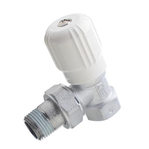 Вентильный кран для радиатора